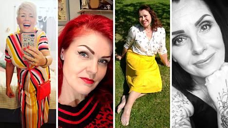 Aikuiset naiset jakavat tyyli- ja kauneudenhoitovinkkinsä MyStylelle.