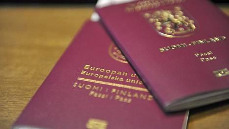 Sisäministeriö päivittää kansalaisuuslakia.