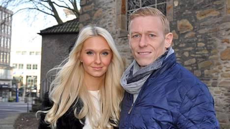 Metti ja Mikael Forssell saivat toisen lapsensa elokuun alkupuolella.