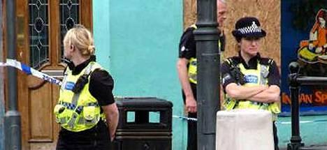 Luoteis-Englannin Cumbriassa kuoli 12 ihmistä ammuskeluissa.