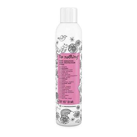 KC Professional No nothing Very Sensitive Heat Protection Spray, 11,90 € / 200 ml, tavarataloista ja valikoiduista apteekeista.