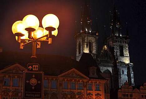 Arkkitehtuuri oli Queenin jälkeen Prahanparasta antia.