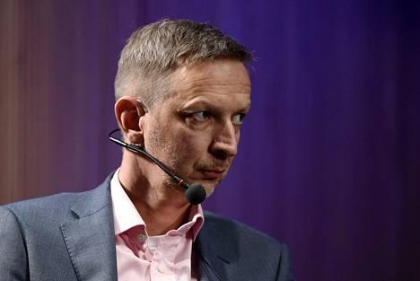 Lahden teknillisen yliopiston ympäristöjohtamisen ja -talouden professori Lassi Linnanen.