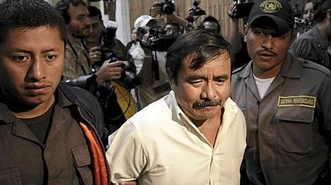 Reyes Collin ja kolme muuta tuomittiin ankariin rangaistuksiin.