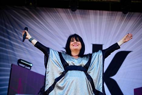 Kaija Koo on eräs Suomen suosituimmista artisteista.
