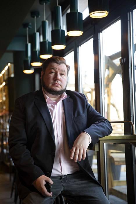 Joonas Berghäll ei ole varma, koska hän sai punkin levittämän taudin kehoonsa.