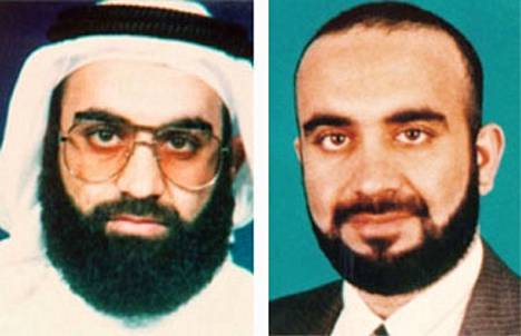 Khalid Sheikh Mohammed oli jo ennen iskuja FBI:n etsityimpien henkilöiden listalla. Nyt hän on Guantanamon vankileirin tunnetuin terroriepäilty.