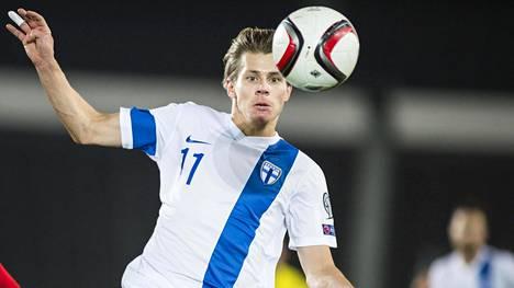 Riku Riski siirtyy Rosenborgista Odds BK:n riveihin.