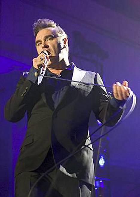 Morrissey tulee jälleen Suomeen.
