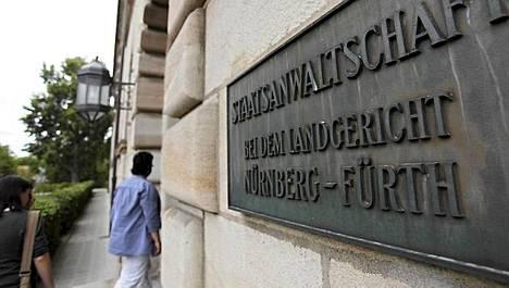 Nürnbergin syyttäjät ovat listanneet 497 raiskaussyytettä.