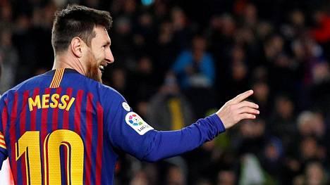 Lionel Messi teki historiaa Espanjan liigassa – saavutti hurjan rajapyykin