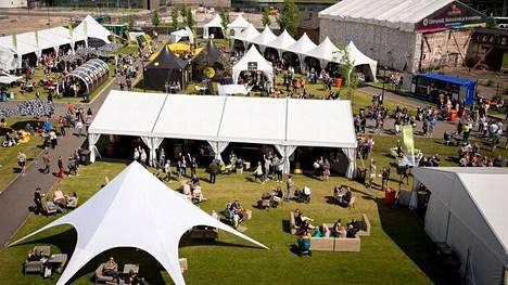 Taste of Helsinki -ruokafestivaali järjestetään Kansalaistorilla aivan Helsingin keskustassa kesäkuussa.