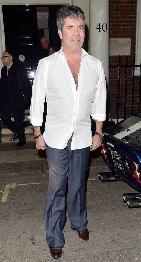 Simon Cowell kuvattuna 2018. Hän on kertonut lääkärin sanojen olleen viimeinen niitti ja hän päätti uudistaa ruokavalionsa kokonaan.