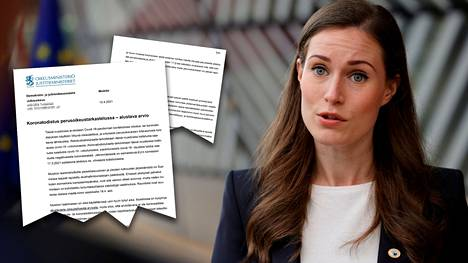 Sanna Marin (sd) lupasi, että hallitus selvittää koronapassin mahdollisuutta. Muistio tehtiin oikeusministeriössä, mutta sitä ei koskaan julkaistu.