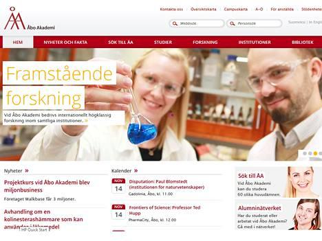 Tekniikan alalla kansainvälisesti vaikuttavinta tutkimusta tekee Åbo Akademi.