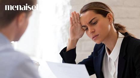 Mitä tuostakin HR-tyypin ilmeestä pitäisi ajatella?