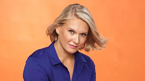 Heidi Sohlberg, 35, sairastaa rintasyöpää.