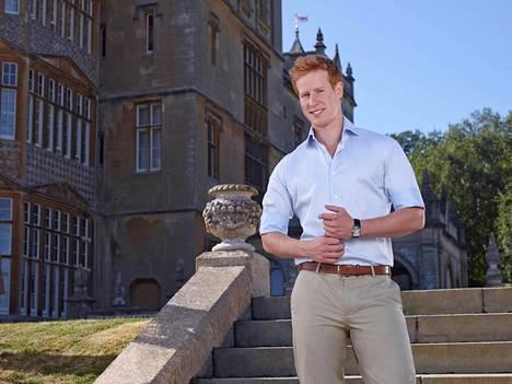 Prinssi Harryn kaksoisolento Matthew Hicks etsi rakkautta tosi-tv:n voimin.
