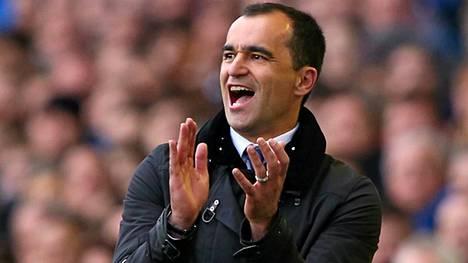 Roberto Martinez, 41, tunnetaan managerina, joka viihtyy vihreällä veralla siirtomarkkinoita paremmin.