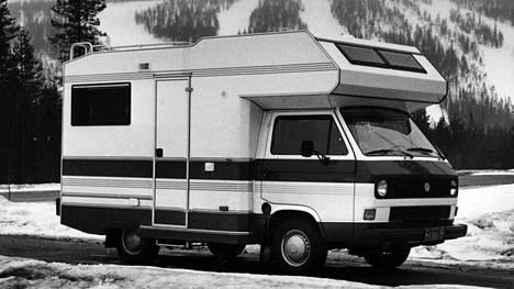 Mobilisti: Brittikeräilijä löysi Suomesta vuosimallin 1989 VW Transporterin – maksoi saaliistaan mahdollisesti jopa 50000 euroa