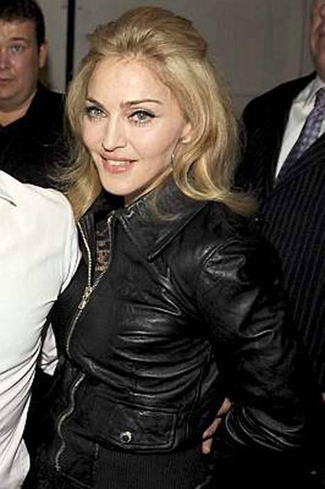 Madonna saattaa hankkia vielä lisää lapsia.
