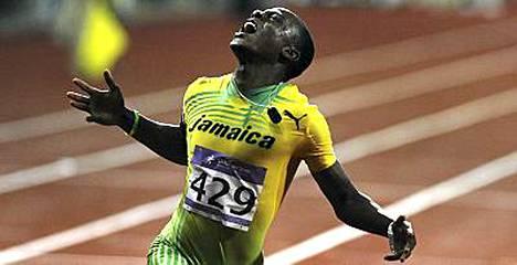 Odene Skeen juoksi nuorten olympiakultaa.