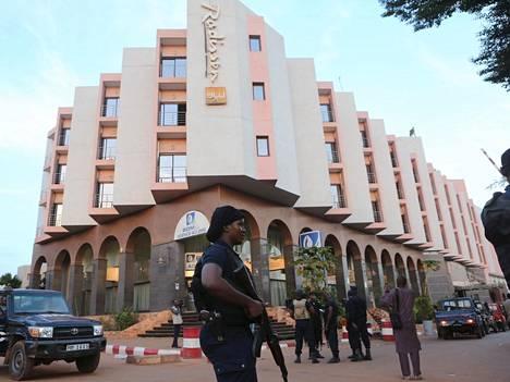 Terroristit iskivät marraskuun 20. päivä malilaiseen luksushotelliin pääkaupungissa Bamakossa.