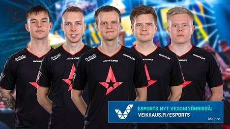 Tanskalainen Astralis-joukkue on ollut täysin ylivoimainen vuonna 2018.