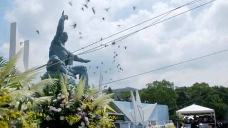 Nagasakin pommituksesta tänään 70 vuotta