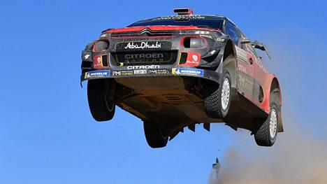 WRC-talli vahvisti kuljettajansa Suomen MM-ralliin