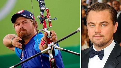 Brady Ellisonia pidetään Leonardo DiCaprion kaksoisolentona.