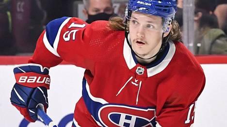 Sami Niku huokuu intoa päästyään Montrealiin.