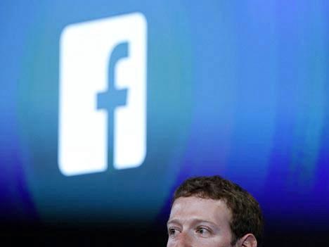 Kanteeseen osallistui Facebookin ohella sen perustaja Mark Zuckerberg.