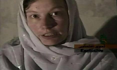Kabulissa siepattu saksalaisnainen vapautettiin poliisioperaatiossa eilisiltana.