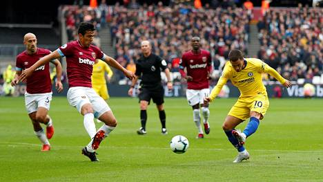 Chelsean voittokulku päättyi Valioliigassa – Liverpool porskuttaa nyt ainoana puhtaalla pelillä