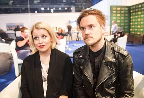 Suomen viisuedustaja Norma John ei päässyt finaaliin.