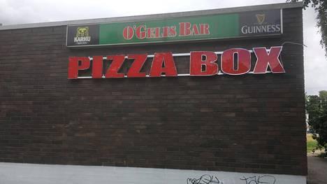 Oulunkylään Torivoudintie 1:n avautuu pian uusi pizzaravintola.