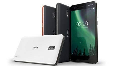 Myös Nokia 2 -puhelin vaikuttaa lähettävän käyttäjän tietoja Kiinaan.