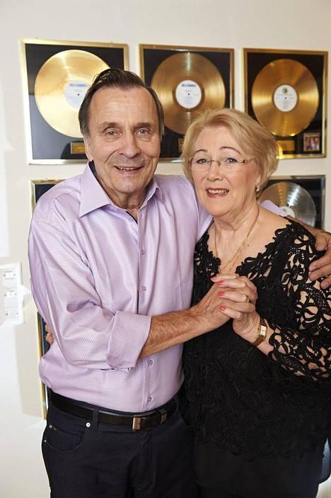 Reijon ja Anitan liitto kesti 55 vuotta.