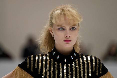 Margot Robbie on ehdolla Oscar-palkinnon saajaksi roolistaan Tonya Hardingina.