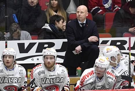 JYP saavutti Marko Virtasen johdolla neljä välieräpaikkaa viidessä vuodessa.