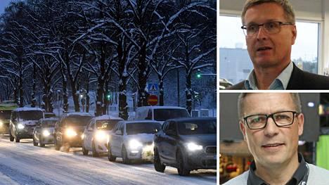Autokauppa pitää ekonomistin varoitusta polttomoottoriautojen hinnan romahtamisesta ennenaikaisena. Sähköautoja on Suomessa vähän, ja ensi vuosikymmenen alussa Suomen teillä kulkee vielä ainakin kaksi miljoonaa polttomoottoriautoa.