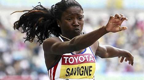 Savigne on valmis puolustamaan kahta peräkkäistä MM-titteliään.