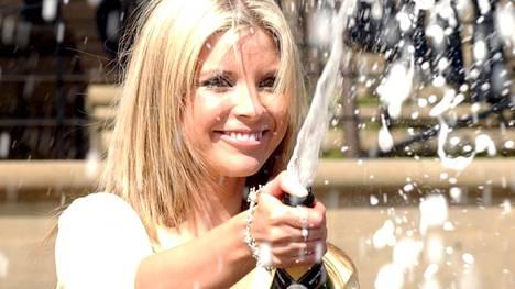 Brittiläinen Sarah Cockings oli 21-vuotias, kun loton pääpotti osui hänen kohdalleen.