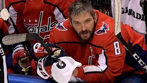Aleksandr Ovetshkinin Washington on suurissa vaikeuksissa Islandersin kanssa.