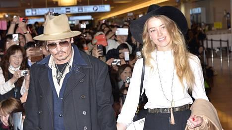 Rakkaat lemmikit saattavat aiheuttaa Johnny Deppille ja Amber Heardille jättilaskun.
