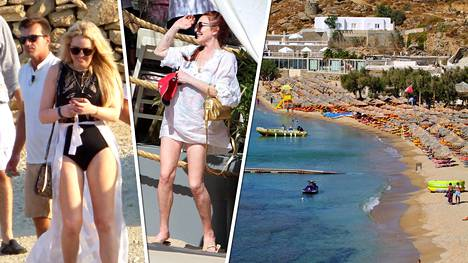 Vapise, Ibiza! Tämä kuvankaunis saari on uusi bilekerman pyhättö – kiehtoo niin Lindsay Lohania kuin Leonardo DiCapriota