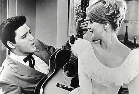 Elvis ja Ann-Margret tapasivat Viva Las Vegas -elokuvan kuvauksissa 1963