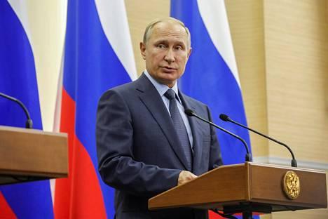 Vladimir Putin kävi Suomessa viimeksi heinäkuussa, kun hän tapasi Yhdysvaltojen presidentin Donald Trumpin. Vierailun aikana hän tapasi myös Niinistön.
