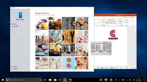 Uudessa Windows-päivityksessä parannetaan muun muassa tietokoneen ja puhelimen yhteistoimintaa. Päivitys on kuitenkin aiheuttanut ongelmia joillekin käyttäjille.